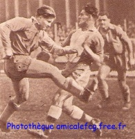 1947/48 - 8e Coupe de France contre COLMAR
