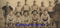 1952/53 - Match CFA à Chateauroux