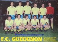 1976/77 - Match D2 à St Ouen