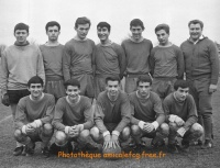 1964/65 - les Juniors