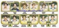 Extrait de l\'album Panini 1983