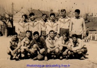 1960/61 - les Juniors