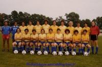 1980/81 - Effectif D2