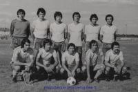 1979/80 - Match de préparation