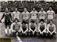 1974 - 32ème Coupe de France contre St ETIENNE