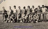 1972/73 - Effectif D2