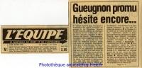 1979 - Décision en attente