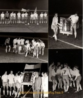 1977 - Remise du Challenge France Football