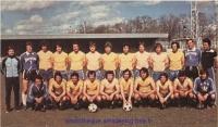 1978/79 - Effectif D2/D3