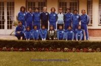 1978/79 - Stage de préparation au TOUQUET
