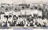 1985 ? - Ecole de foot