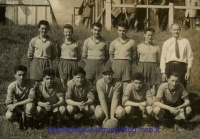 1953/54 - les Juniors