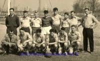 1954/55 - les Cadets