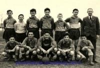 1952/53 - les Cadets