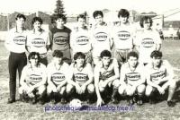 1983/84 - les Juniors