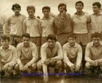 1964/65 - les Juniors