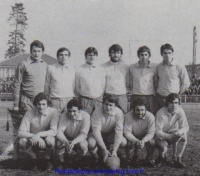 1970 - 16ème Coupe de France contre VALENCIENNES