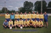 1998 match anniversaire à Montceau