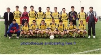 1993/94 - Equipe -17 ans - Tournoi international de Romans