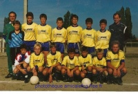 1991/92 - les Minimes Ligue