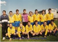 1994/95 - Equipe -17 ans Nationaux