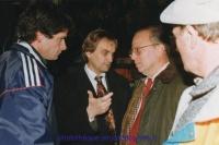 Thierry Roland à Jean Laville