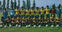 1983/84 - Effectif D2