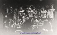 1979 - 1/8 retour Coupe de France à SAINT ETIENNE