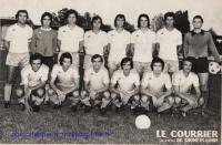 1976/77 - Match amical