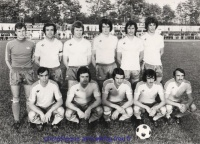 1975/76 - Match D2 contre Epinal