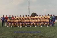 1976/77 - Effectif D2/D3