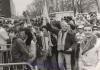 1979 - Supporters à Geoffroy Guichard