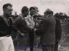 1952  : Remise du trophée Jules Rimet