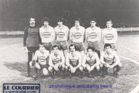 1983/84 - Match D2 contre VILLEFRANCHE