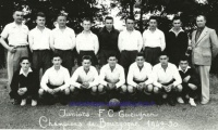1949/50 - les Juniors