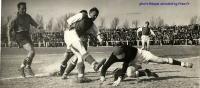 1952/1953 - Match CFA contre Roanne