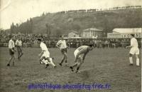 1953/1954 - Match CFA à Valence