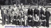 1950 - Pause à Vittel