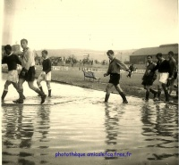 1955/56 - Match CFA à St Etienne
