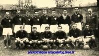 1953 - Equipe de Bourgogne