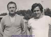 1973 - Les entraineurs D2/DH