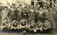 1953/54 - les Cadets