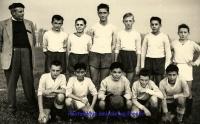 1952/53 - les Minimes
