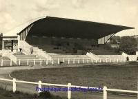 Mi années 50 : Vue du Stade