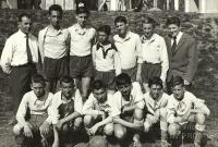 1960/61 - les Minimes