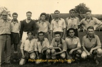 1951/52 - Match CFA à Arc les Gray