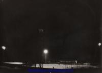 1972 : Le stade Jean Laville s\'illumine