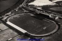 1971 : Vue aérienne pour un match de coupe de France