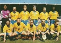 1994/95  - Match à MARSEILLE