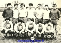 1969/70 - Match CFA contre MOULINS